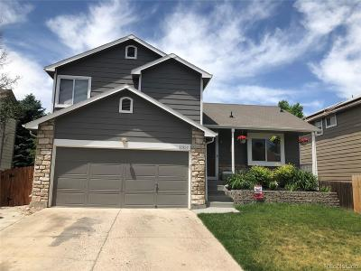 Westminster Single Family Home Under Contract: 13157 Umatilla Street