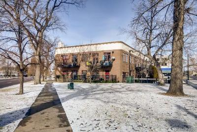 Condo/Townhouse Active: 1000 East 18th Avenue #107