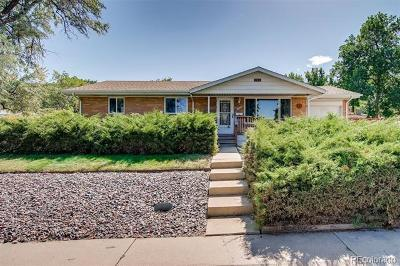 Arvada Single Family Home Active: 9704 West 57th Avenue