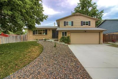 Lakewood CO Single Family Home Active: $440,000