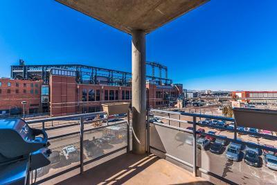Denver Condo/Townhouse Active: 2229 Blake Street #407