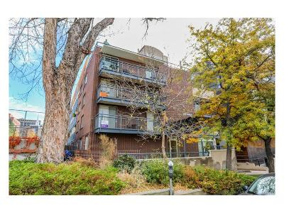 Denver Condo/Townhouse Active: 830 North Sherman Street #201