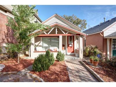Single Family Home Active: 2944 Vallejo Street