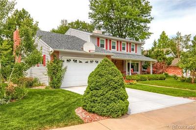 Englewood Single Family Home Active: 6282 South Jamaica Court