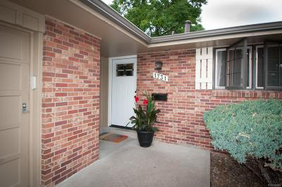 Golden Single Family Home Active: 1731 Arbutus Street