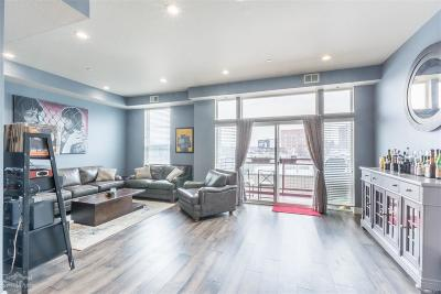 Condo/Townhouse Under Contract: 1488 North Madison Street #207
