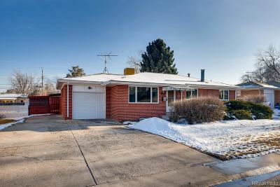 Englewood Single Family Home Under Contract: 3166 West Saratoga Avenue