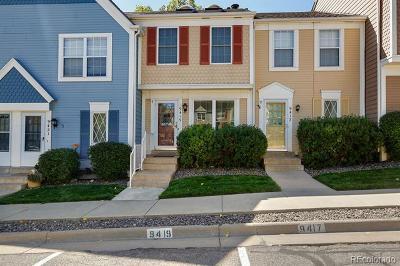 Littleton CO Condo/Townhouse Active: $285,000