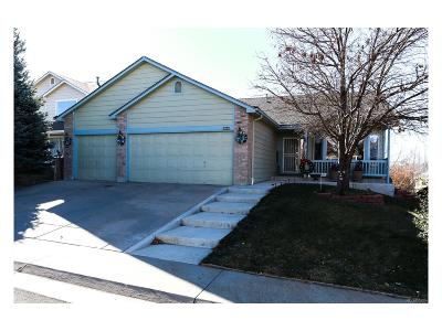 Centennial Single Family Home Active: 19850 East Tufts Drive