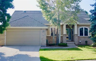 Westminster Single Family Home Active: 10739 Zuni Drive