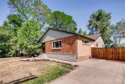 Englewood Single Family Home Active: 1511 East Floyd Avenue