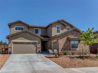 Castle Pines, Castle Rock, Larkspur Single Family Home Active: 295 Andromeda Lane
