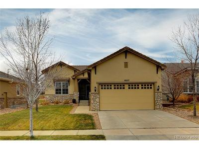 Anthem Ranch Single Family Home Active: 16677 Antero Street
