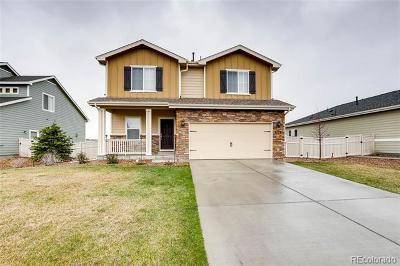 Firestone Single Family Home Active: 5708 Trailway Avenue