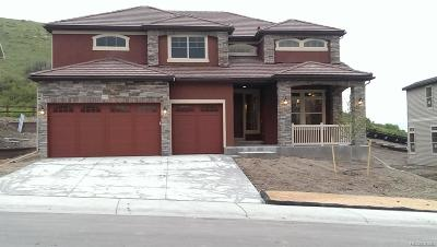 Castle Rock Single Family Home Active: 4179 Marblehead Place