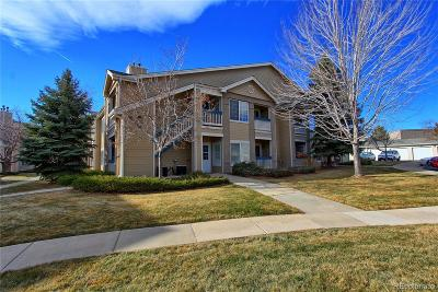 Broomfield Condo/Townhouse Under Contract: 1140 Opal Street #103