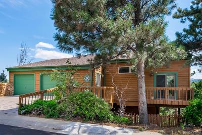 Evergreen, Arvada, Golden Single Family Home Active: 317 Lookout View Court
