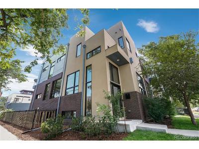Five Points Condo/Townhouse Active: 2462 Tremont Place