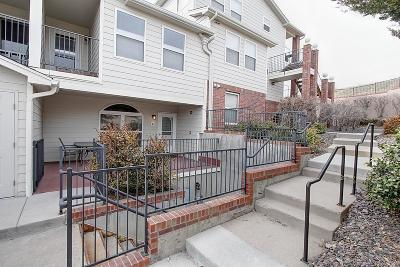 Lakewood Condo/Townhouse Under Contract: 1629 South Deframe Street #B4