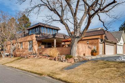 Boulder Condo/Townhouse Under Contract: 4863 Briar Ridge Court