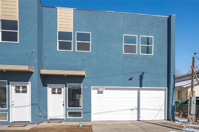 Commerce City Condo/Townhouse Under Contract: 6415 East 65th Place
