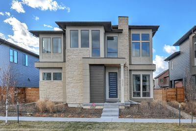 Denver Single Family Home Under Contract: 6025 Beeler Street