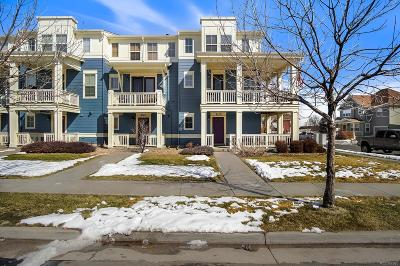 Commerce City Condo/Townhouse Under Contract: 9519 East 107th Place