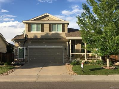 Littleton Single Family Home Active: 10470 Cheetah Winds