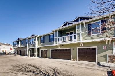 Parker CO Condo/Townhouse Active: $344,999