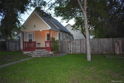 Kersey Single Family Home Under Contract: 338 2nd Street