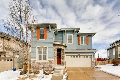 Highlands Ranch Single Family Home Under Contract: 10562 Atwood Circle