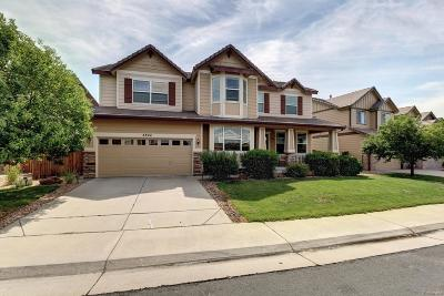 Aurora CO Single Family Home Active: $469,000
