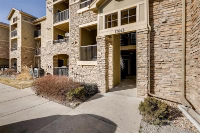Parker Condo/Townhouse Under Contract: 17443 Nature Walk Trail #307