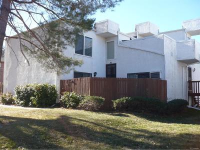 Lakewood Condo/Townhouse Under Contract: 1315 Estes Street #4-A