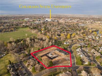 Fort Collins Condo/Townhouse Active: 910 Hill Pond Road #14