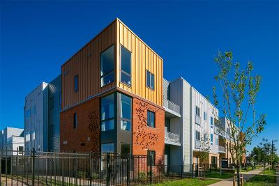 Denver Condo/Townhouse Sold: 2550 Lawrence Street #205