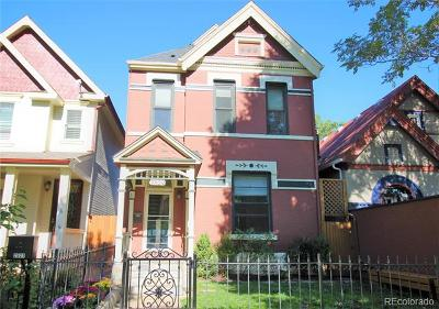 Denver Single Family Home Active: 2529 California Street