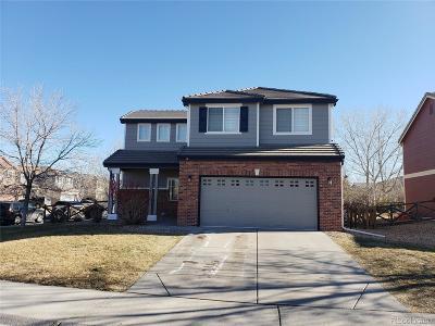 Commerce City Single Family Home Active: 11734 Elkhart Street