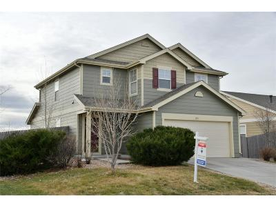 Brighton, Henderson, Hudson, Lochbuie Single Family Home Active: 853 Willow Drive