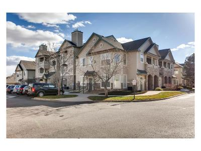 Littleton Condo/Townhouse Active: 9622 West Coco Circle #207