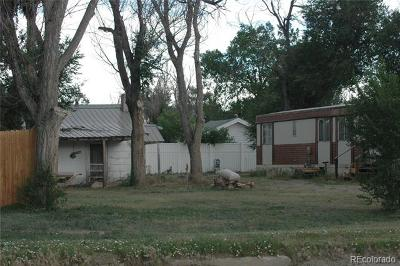 Deer Trail Single Family Home Active: 438 2nd Avenue