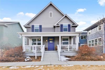 Denver Single Family Home Active: 2025 Tamarac Street