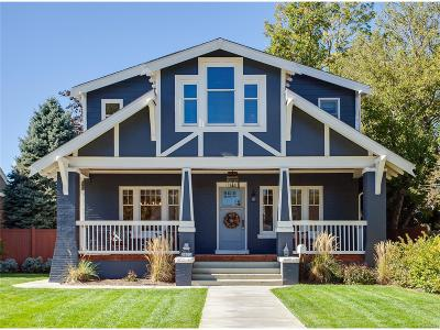 Single Family Home Under Contract: 2073 South Clarkson Street