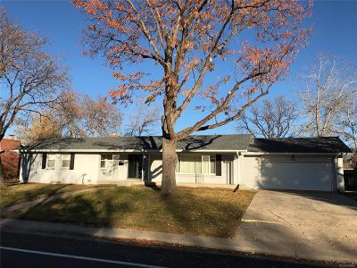 Broomfield Single Family Home Active: 740 Emerald Street