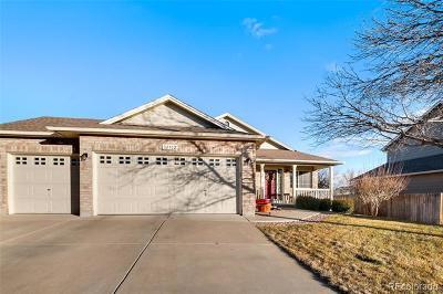 Thornton Single Family Home Under Contract: 13912 Eudora Street