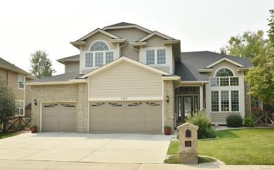 Longmont Single Family Home Active: 1337 Reserve Drive