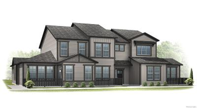Castle Pines, Castle Rock, Littleton, Lone Tree, Parker Condo/Townhouse Under Contract: 6865 Dewey Drive