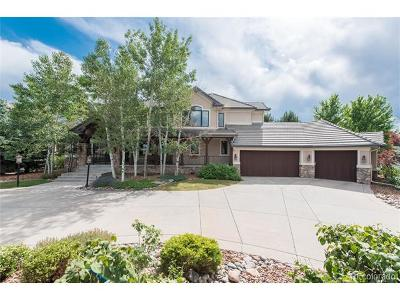 Lone Tree Single Family Home Active: 8540 Sawgrass Drive