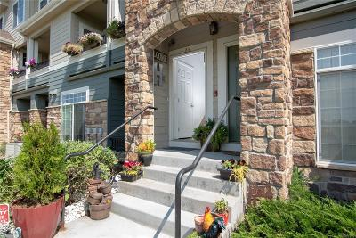 Castle Rock Condo/Townhouse Active: 488 Black Feather Loop #216