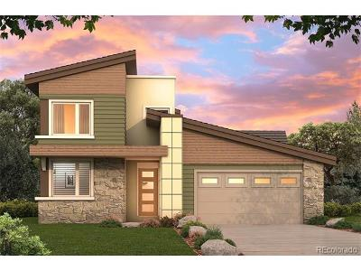 Aurora Single Family Home Under Contract: 24365 East 4th Drive